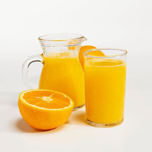 Viagra and orange juice